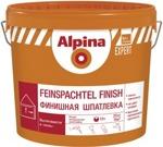 Alpina EXPERT Feinspachtel Finish готовая к применению дисперсионная шпатлевка для внутренних работ,15кг