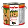 Alpina HOLZGRUND фунгицидная грунтовка для защиты древесины, 10л