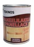 Teknos Paneelilakka полуматовый водоразбавляемый лак на акрилатной основе, 0,9л Финляндия